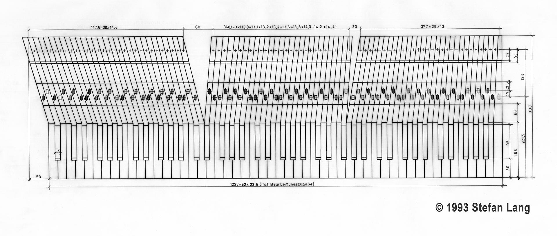 MZ-07-Klaviaturteilung
