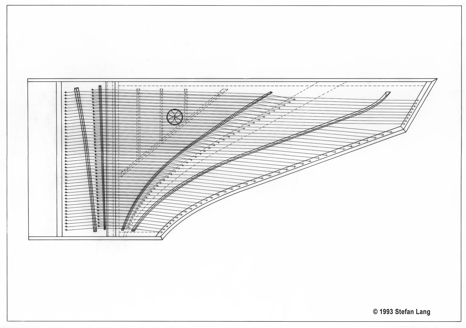 MZ-10-Teilungszeichnung-Cembalo-Ruckers
