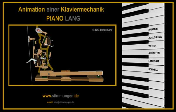 Klaviermechanik-Ani