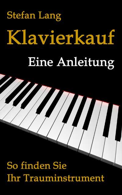 Klavierkauf - Buch von Stefan Lang