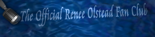 The Official Renee Olstead Fan Club Banner