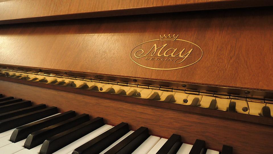 Klavier May, Berlin